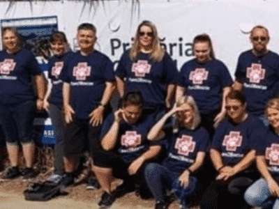 Team Paws2RescueUK SuperDog Award Nominees